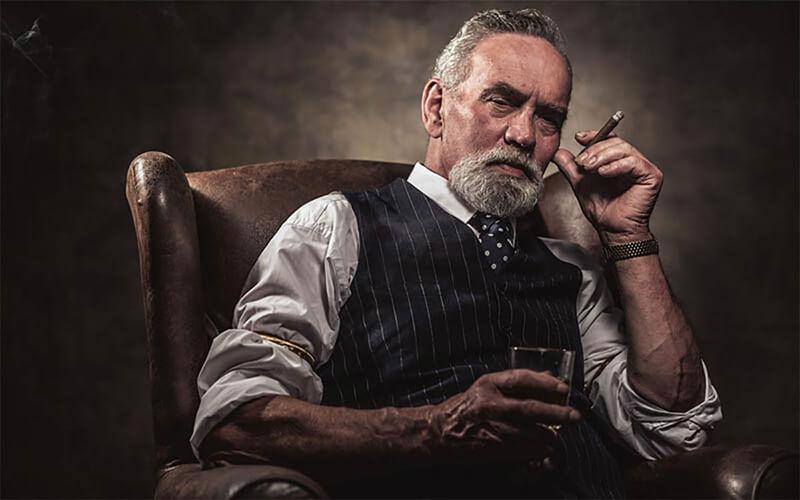 """Hương vị của xì gà sẽ khiến người hút bị """"nghiện"""""""