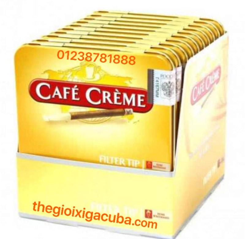 XÌ GÀ CAFE CREME ORIGINAL