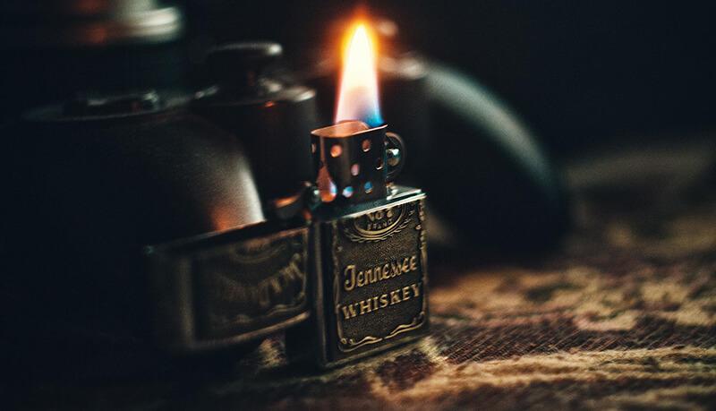 Bật lửa với thiết kế độc lạ
