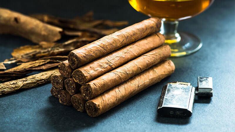 Cấu trúc của điếu xì gà