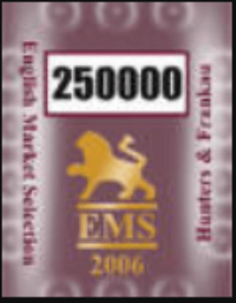 Mẫu EMS 2006