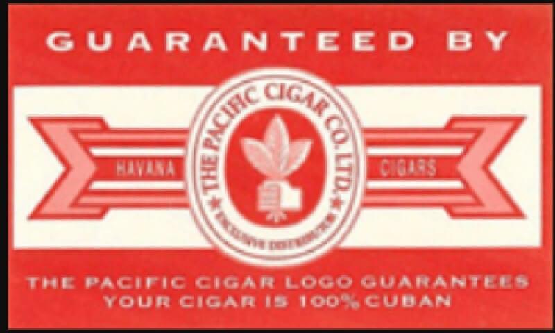 Tem xì gà Khu vực Châu Á Thái Bình Dương trước 2005