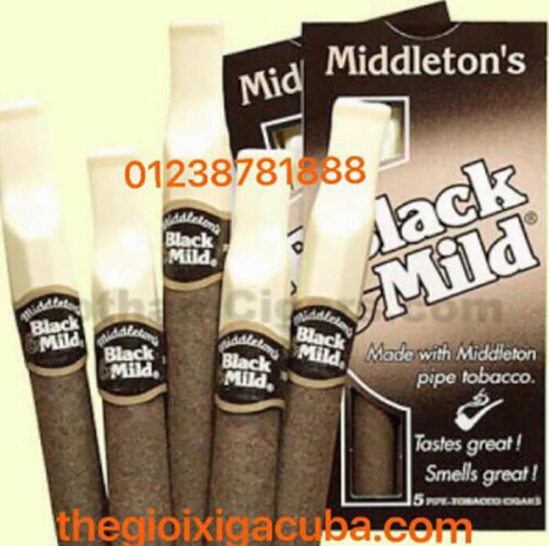 XÌ GÀ BLACK & MILK